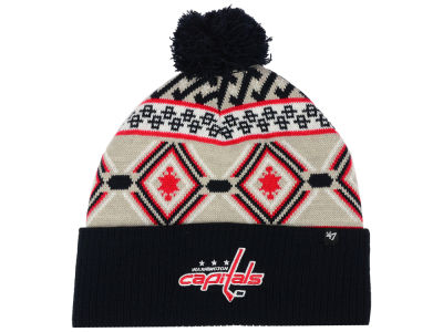 Washington Capitals '47 NHL Navajo Cuff Knit