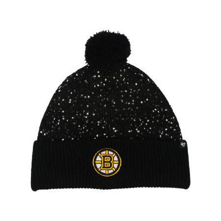 Boston Bruins '47 NHL Women's Glint Knit