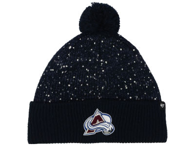 Colorado Avalanche '47 NHL Women's Glint Knit