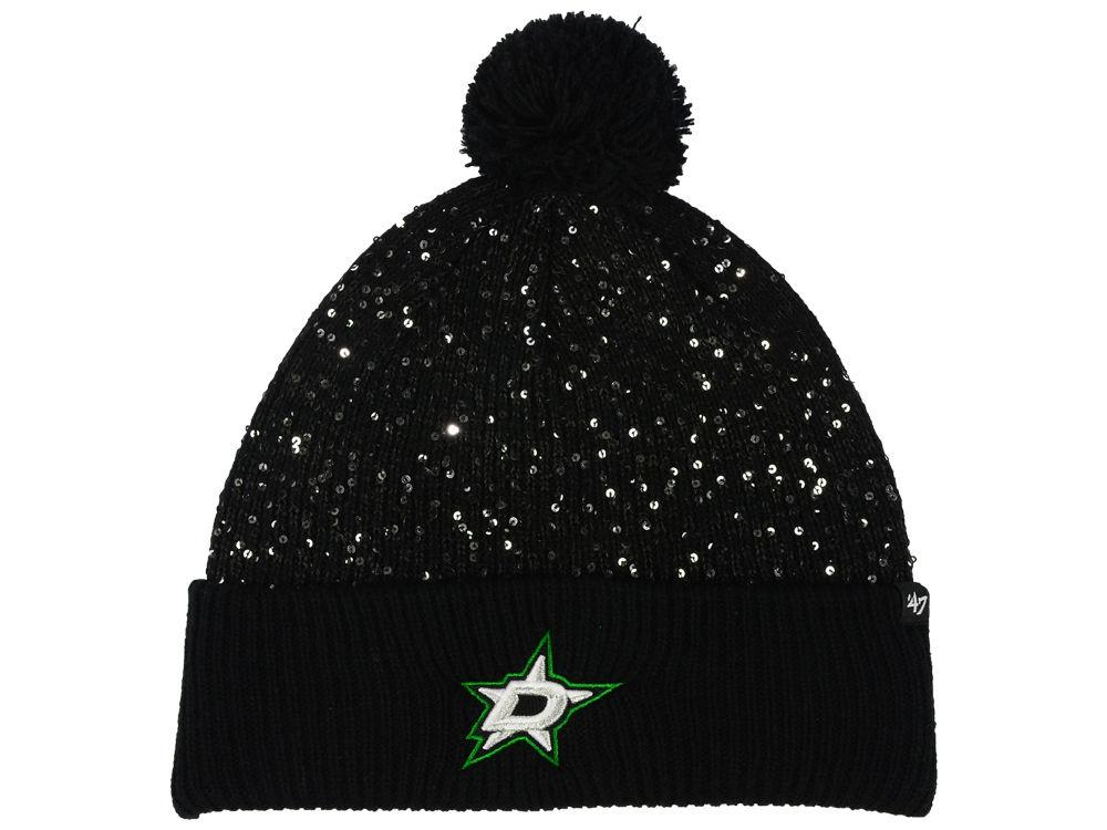 1964ab6d clearance back adidas dallas stars youth pom knit hat 0b1c1 1f81a; discount  dallas stars 47 nhl womens glint knit 4bb20 7b978