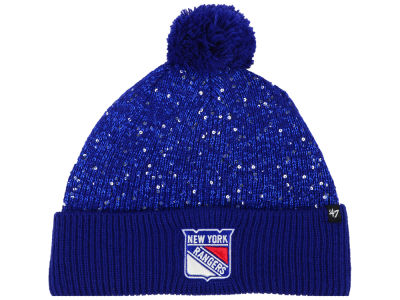 New York Rangers '47 NHL Women's Glint Knit
