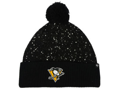 Pittsburgh Penguins '47 NHL Women's Glint Knit