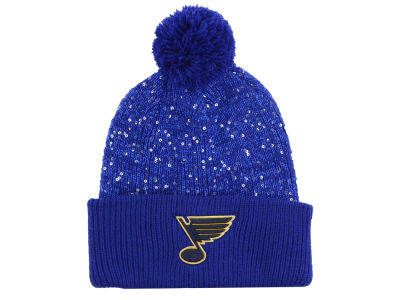 St. Louis Blues '47 NHL Women's Glint Knit