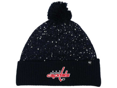 Washington Capitals '47 NHL Women's Glint Knit