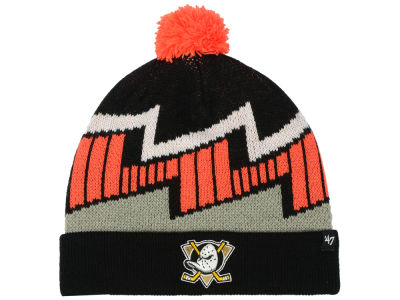 Anaheim Ducks '47 NHL Youth Landon Cuff Knit