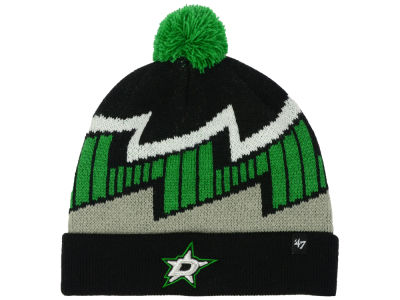 Dallas Stars '47 NHL Youth Landon Cuff Knit