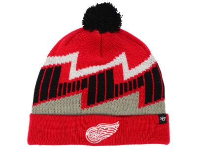 Detroit Red Wings '47 NHL Youth Landon Cuff Knit