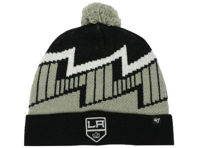 Los Angeles Kings '47 NHL Youth Landon Cuff Knit