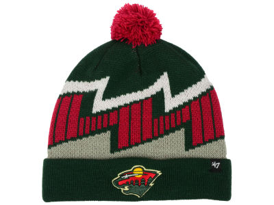 Minnesota Wild '47 NHL Youth Landon Cuff Knit