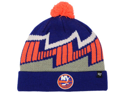 New York Islanders '47 NHL Youth Landon Cuff Knit