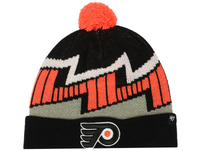 Philadelphia Flyers '47 NHL Youth Landon Cuff Knit