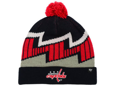 Washington Capitals '47 NHL Youth Landon Cuff Knit