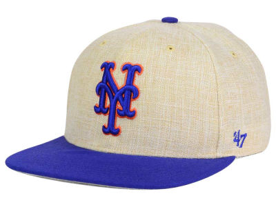 New York Mets '47 MLB '47 Weaver Snapback Cap