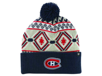 Montreal Canadiens '47 NHL Navajo Cuff Knit