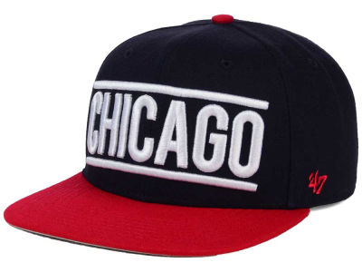 Chicago Cubs '47 MLB Merica City '47 CAPTAIN Cap