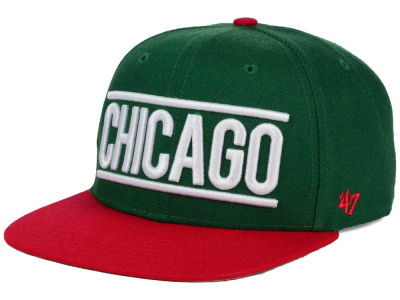 Chicago Cubs '47 MLB Country City '47 CAPTAIN Cap