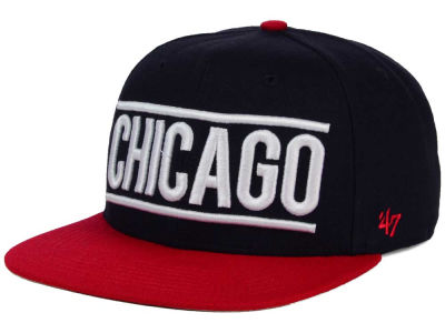 Chicago White Sox '47 MLB Merica City '47 CAPTAIN Cap