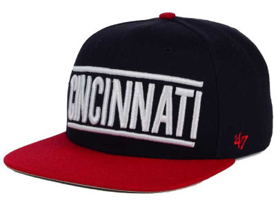 Cincinnati Reds '47 MLB Merica City '47 CAPTAIN Cap