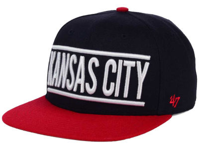 Kansas City Royals '47 MLB Merica City '47 CAPTAIN Cap
