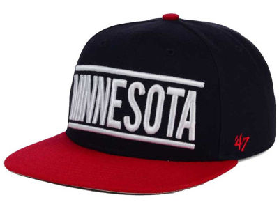 Minnesota Twins '47 MLB Merica City '47 CAPTAIN Cap