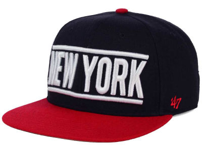New York Yankees '47 MLB Merica City '47 CAPTAIN Cap