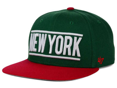 New York Yankees '47 MLB Country City '47 CAPTAIN Cap