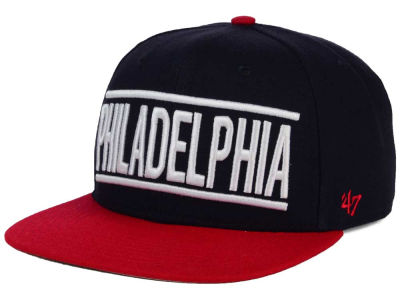 Philadelphia Phillies '47 MLB Merica City '47 CAPTAIN Cap