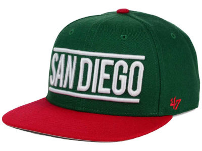 San Diego Padres '47 MLB Country City '47 CAPTAIN Cap