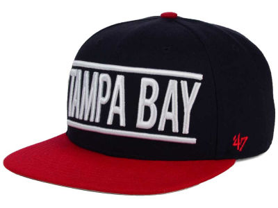Tampa Bay Rays '47 MLB Merica City '47 CAPTAIN Cap