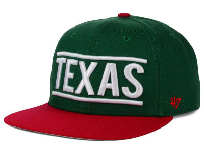 Texas Rangers '47 MLB Country City '47 CAPTAIN Cap