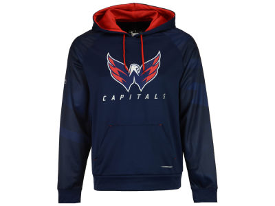 Washington Capitals Majestic NHL Men's Penalty Shot Synthetic Hoodie