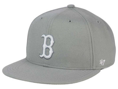 Boston Red Sox '47 MLB Youth '47 Basic Shot Snapback Cap