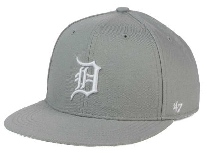 Detroit Tigers '47 MLB Youth '47 Basic Shot Snapback Cap