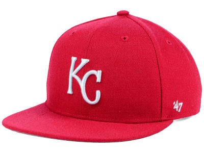 Kansas City Royals '47 MLB Youth '47 Basic Shot Snapback Cap