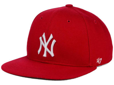 New York Yankees '47 MLB Youth '47 Basic Shot Snapback Cap