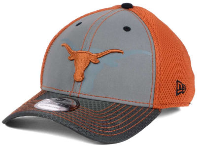 Texas Longhorns DCM NCAA Flashed Front Neo 39THIRTY Cap
