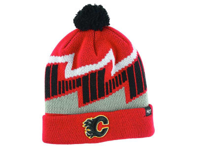 Calgary Flames '47 NHL Youth Landon Cuff Knit