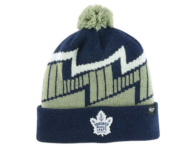Toronto Maple Leafs '47 NHL Youth Landon Cuff Knit