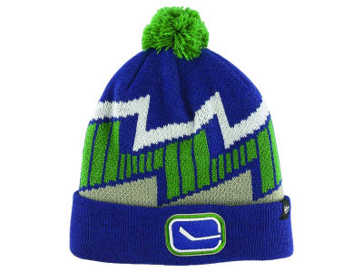 Vancouver Canucks '47 NHL Youth Landon Cuff Knit