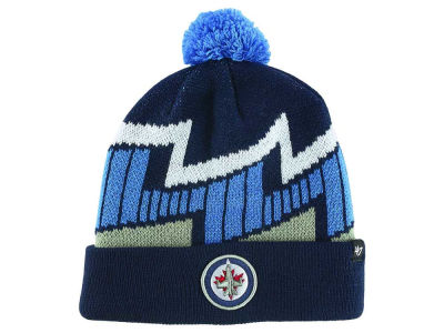 Winnipeg Jets '47 NHL Youth Landon Cuff Knit