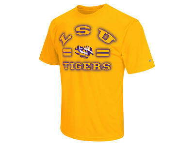 LSU Tigers Colosseum NCAA Men's Haze T-Shirt