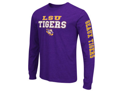 LSU Tigers Colosseum NCAA Men's Game Changer Long Sleeve T-Shirt