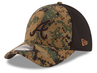 Atlanta Braves New Era MLB 2016 Memorial Day 39THIRTY Cap
