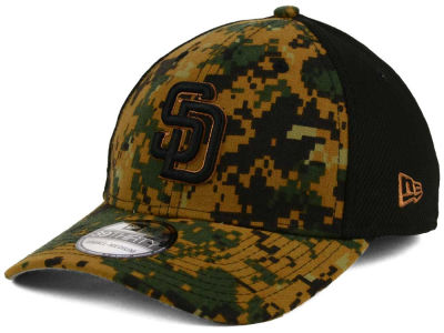 San Diego Padres New Era MLB 2016 Memorial Day 39THIRTY Cap