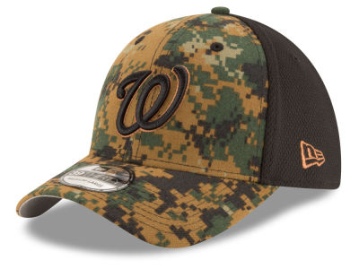 Washington Nationals New Era MLB 2016 Memorial Day 39THIRTY Cap