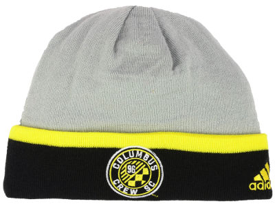 Columbus Crew SC adidas MLS Captains Cuff Knit