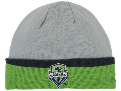 Seattle Sounders FC adidas MLS Captains Cuff Knit