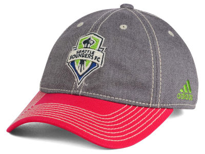 Seattle Sounders FC adidas MLS Shadow Slouch Cap
