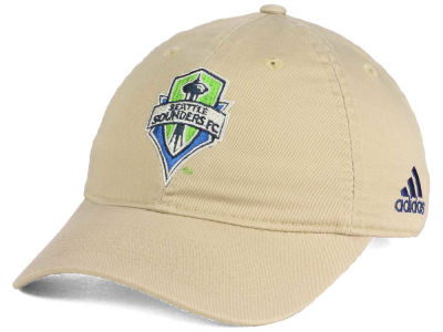 Seattle Sounders FC adidas MLS Relaxed Club Cap