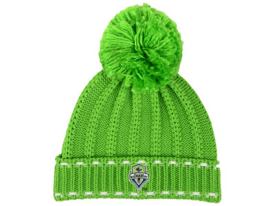 Seattle Sounders FC adidas MLS 2016 Women's Cable Pom